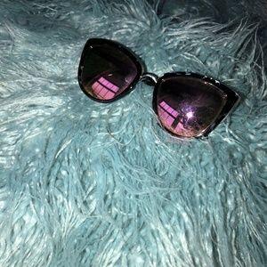 'My Girl' Cat-Eye Sunglasses